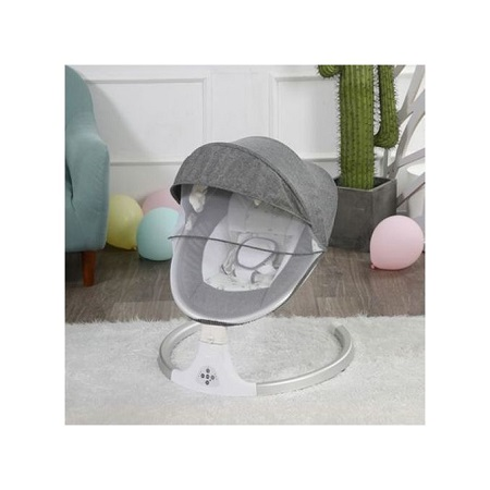 Electric Baby Swing And Automatic Baby Cradle Crib