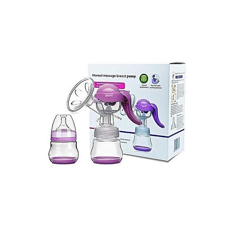 Manual Massage Breast Pump