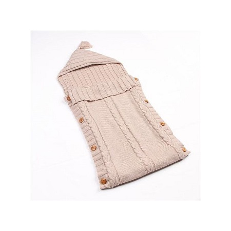 Fashion Sleeping Bag Or Swaddle Bag-Unisex & Perfect For 0-12 Months