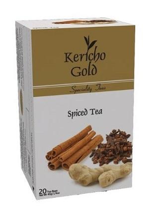 Kericho Gold Spice Tea - 20 Tea Bags