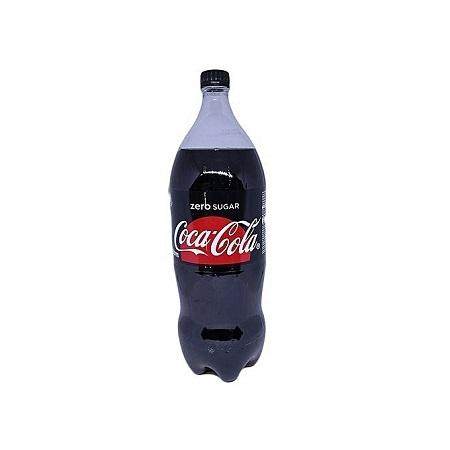 Coca Cola Coke Zero - 2 Litres