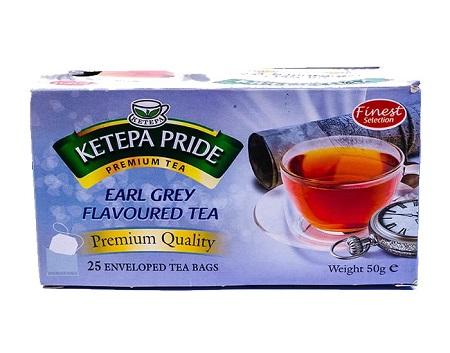 Earl Grey Flavoured Tea-50g