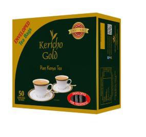 Kericho Gold Enveloped Tea Bags- 50 Bags