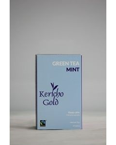 Kericho Gold Green Tea Mint 25 Tea Bags 300G