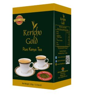 Kericho Gold Loose Tea – 100g