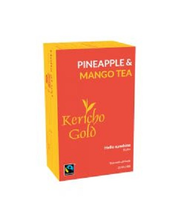 Kericho Gold Pineapple and Mango Tea