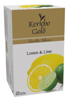 Kericho Gold Lemon & Lime Tea - 40g