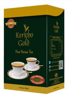 Kericho Gold Loose Tea - 250g