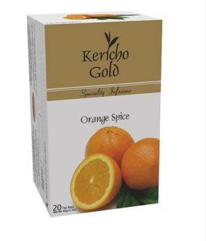 Kericho Gold Kericho Gold 20 Orange Tea Bags - 40g