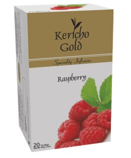 Kericho Gold Raspberry Tea Bags - 40g