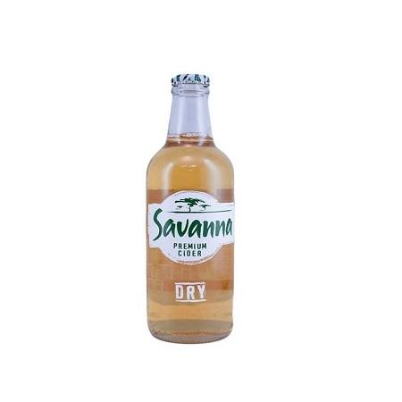 Savanna Dry Premium Cider - 330ml