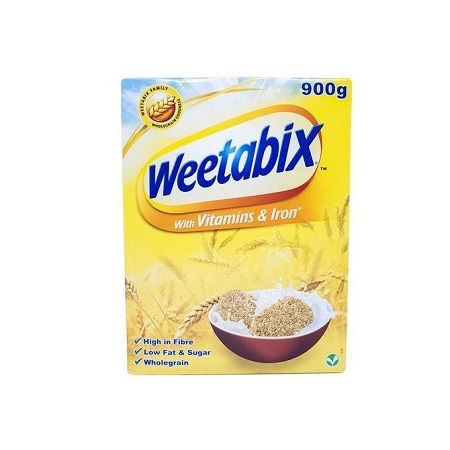 Weetabix Wholegrain Cereal - 900g