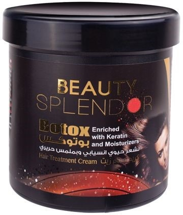 Botox Hair Oil Cream