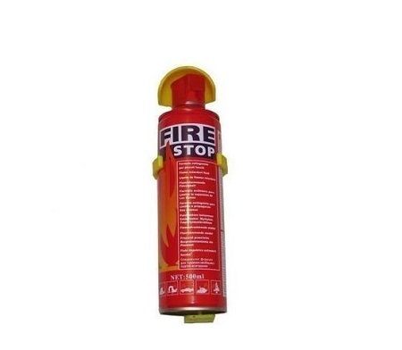 Fire Stop Extinguisher - Red