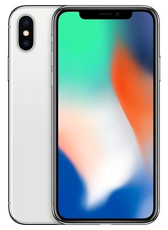 Apple IPhone X, 64 GB (Single SIM)