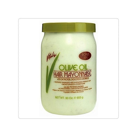 Vitale Olive Oil Hair Mayonnaise 853 g