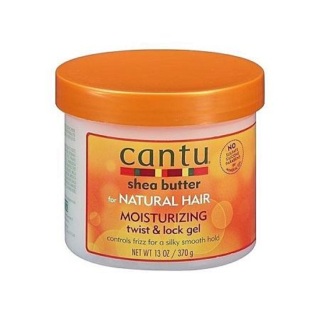 Shea Butter for Natural Hair Moisturizing Twist & Lock Gel 370g