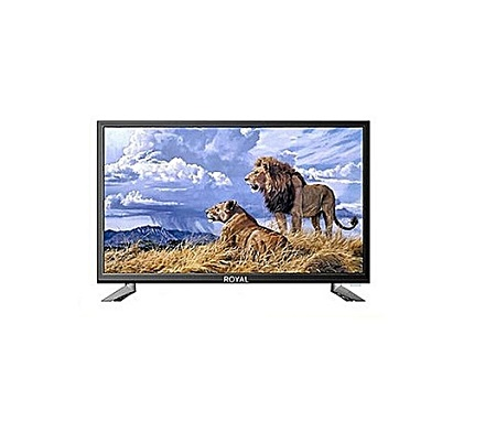ROYAL 24inch HD LED Digital Television- Black