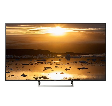 Sony 65inch Smart UHD 4K LED TV Android OS (65X8500) - Black