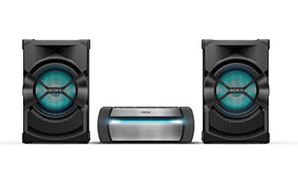 Sony HCD SHAKEX10 High Power Home Audio System with Bluetooth