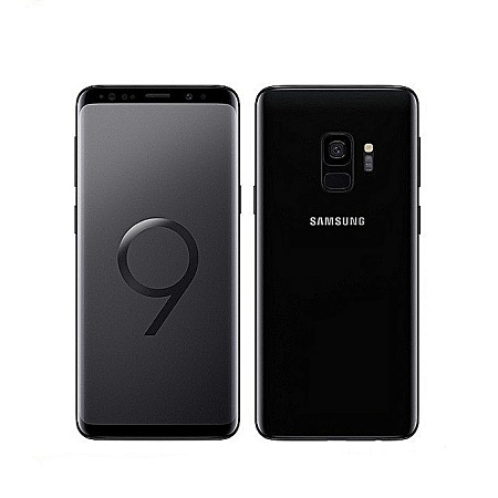 Samsung Galaxy S9 - 5.8inch, 64GB ROM, 4GB RAM, 12MP - Black