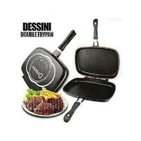 Dessini Double Grill Pan 36CM