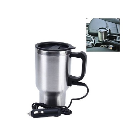 Portable in-car coffee maker