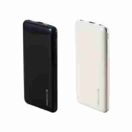 Power Bank 10,000 mAh Super Slim Design With Polymer Fast Charging Battery