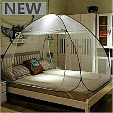 Generic Tent Mosquito Net- cream