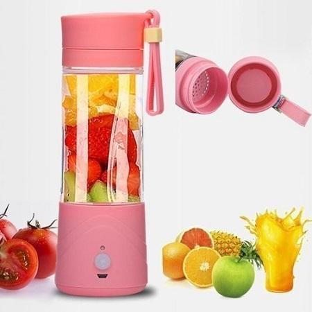 Portable Blender Juicer Cup / Electric Fruit Mixer / USB Juice Blender