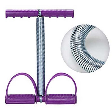 Tummy Trimmer For Physical Fitness - Purple