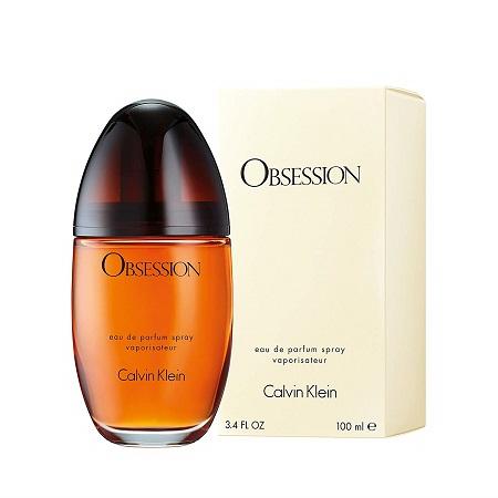 Obsession by Calvin Klein for Women - Eau de Parfum, 100 ml