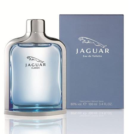 Jaguar Classic Blue For Men ,Eau De Toilette -100ml