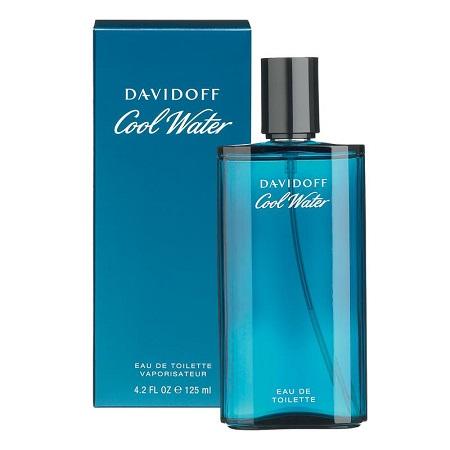 Davidoff Cool Water for Men , EDT - 125ml