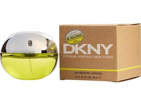 Be Delicious by DKNY for Women - Eau de Parfum, 100ml