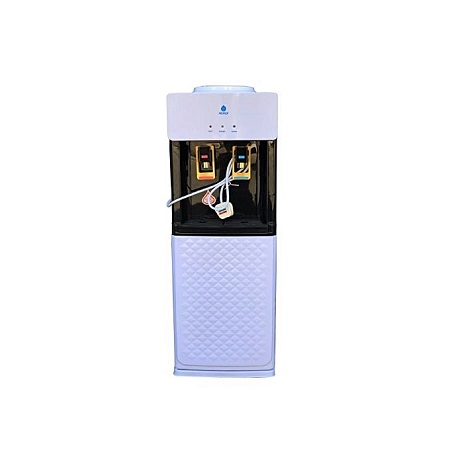 Nunix Hot and Normal Free Standing Water Dispenser K8 - White & Black