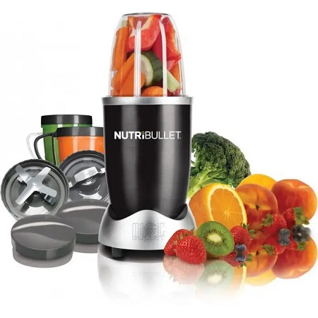 600W Nutribullet Blender- Grey