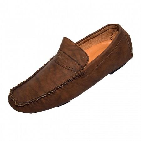 Men formal shoes Brow