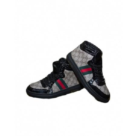 Men sneakers multicolor