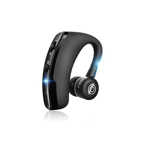 V9 Ear Wireless CSR Bluetooth Headset, Hands Free With Mic For And Android WWD