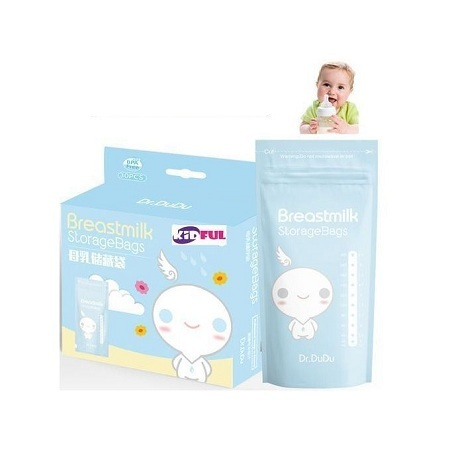 Dr Dudu Milk Storage Bags- 30 Pieces