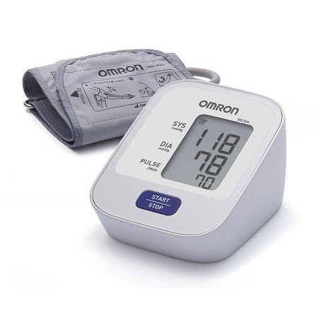 Omron M2 Eco Home Blood Pressure (BP) Monitor