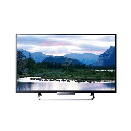 Sony 32W600D - 32inch Smart HD LED TV - Black