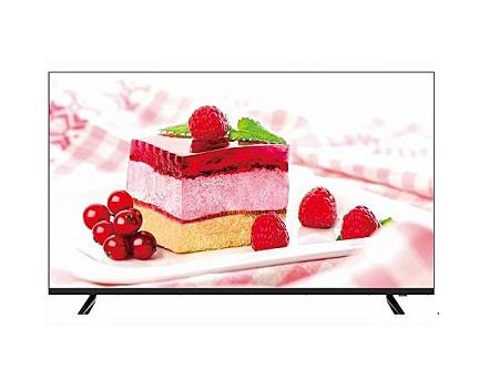 Vision Plus 43 inch 4K UHD Smart TV - Black