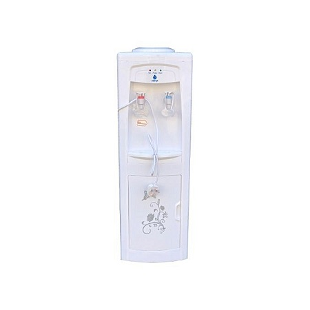 Nunix Hot and Normal Free Standing Water Dispenser- White