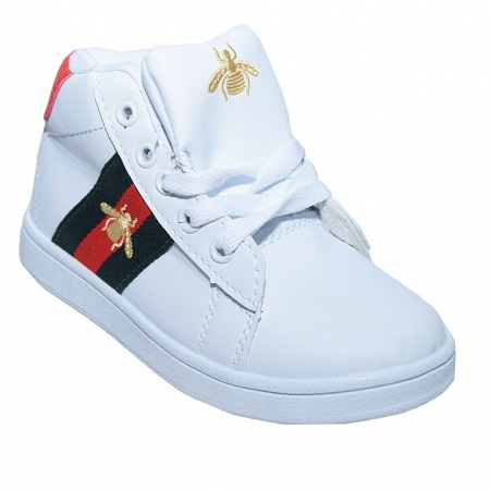 Boys shoes white