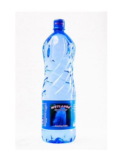 Wetlands Spring Drinking Water 1 Litre-12 Pack