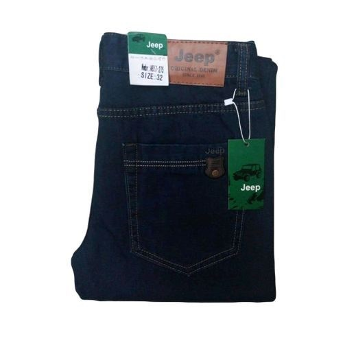 Jeep Men's Jeans- Navy Blue