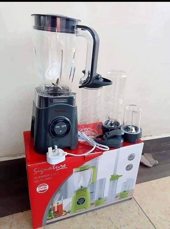 Four in One Blender and Juicer