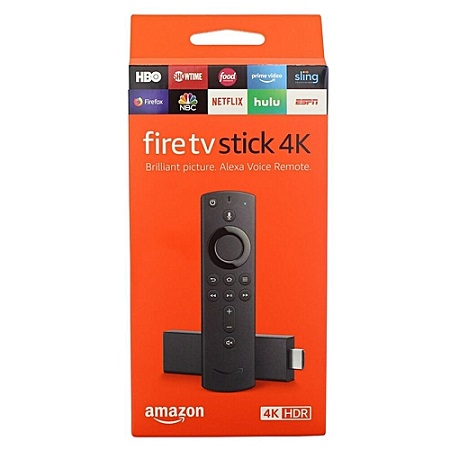 Amazon Fire TV Stick Utra High Defination 4k (3840*2160) Fully Loaded With Apps